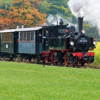 Logo Eisenbahn Romantik (Foto: SWR, SWR)