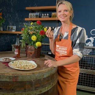 Logo Die Rezeptsucherin (Foto: SWR, SWR)