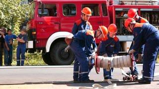 Freiwillige Feuerwehr (Foto: SWR)