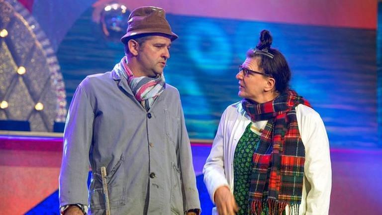 Alois und Elsbeth Gscheidle (Foto: SWR, SWR -)