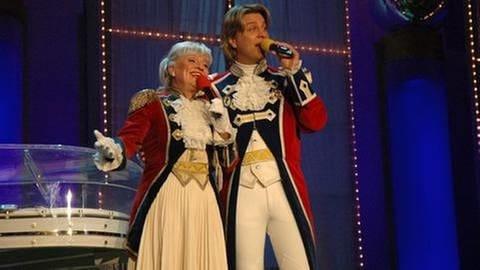 Margit Sponheimer und Thomas Neger (Foto: SWR, SWR -)
