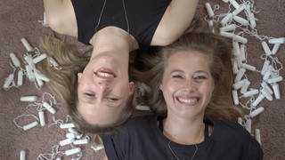 Ann-Sophie und Sinja von The Female Company (Foto: SWR)