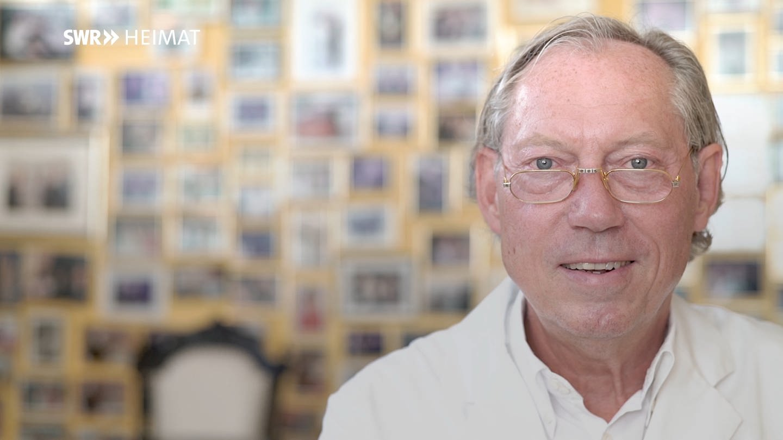 Prof. Dr. Dr. Werner Mang (Foto: SWR)