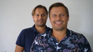 Männliches Zwillingspaar (Foto: SWR)