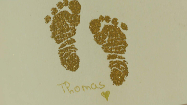 Totgeborene Babys: Simone ist Mutter von drei Sternenkindern (Foto: SWR)