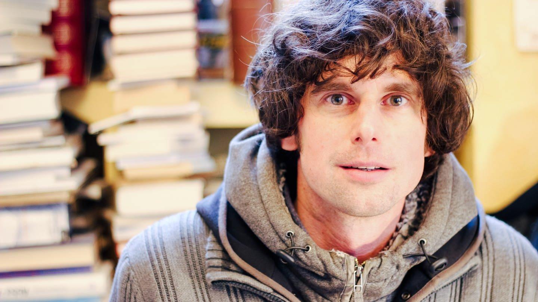 Portrait Oliver Smock