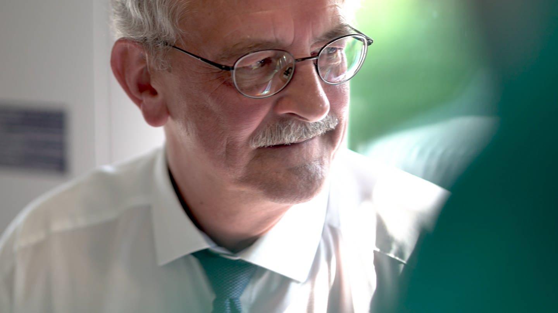 Seit 30 Jahren pendelt Sönke von Heidelberg nach Stuttgart - immer mit deutschen Bahn (Foto: SWR)