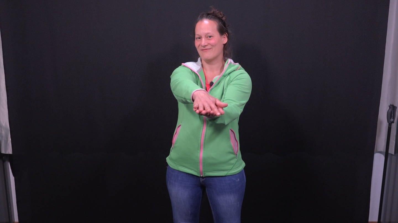 Johanna aus Heilbronn ist Berufsschullehrerin und hat ein ungewöhnliches, sportliches Hobby. (Foto: SWR)