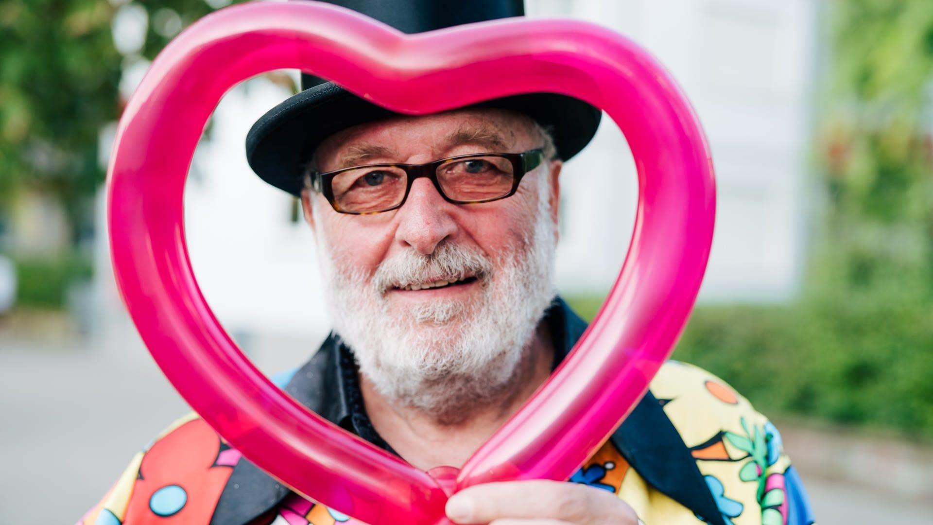 Ballonkünstler in Heilbronn