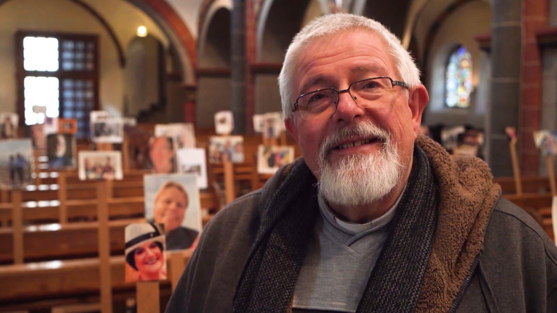 Pfarrer Ludwig (Foto: SWR)