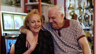 Nellia und Dietmar lieben das Tanzen (Foto: SWR)