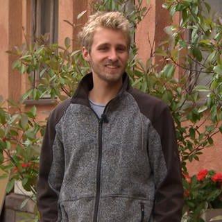 Simon, 31, Landwirt aus Ottersweier (Foto: SWR)