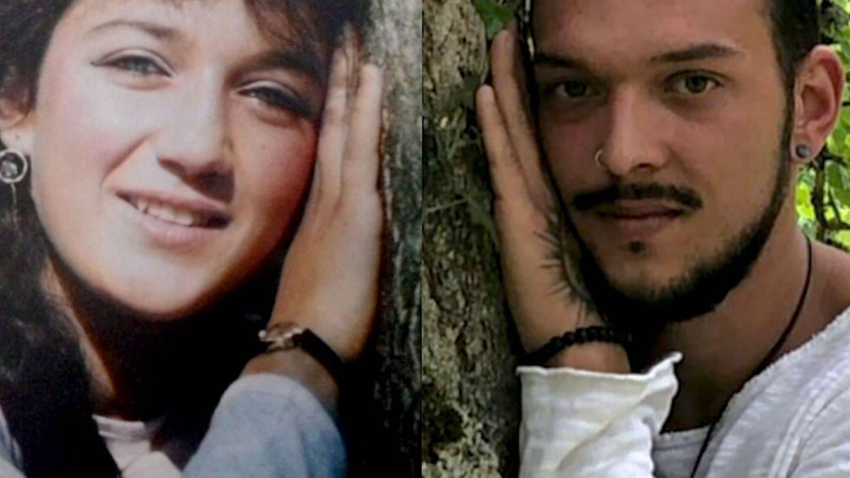 Collage aus zwei Fotos: Mario und seine Mutter (Foto: SWR)
