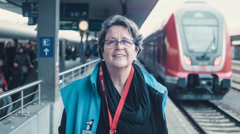 Bahnhofsmission, Mannheim, Ehrenamt, ehrenamtlich, Diakonie, Caritas (Foto: SWR)