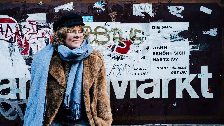 Sandra in Mannheim (Foto: SWR)