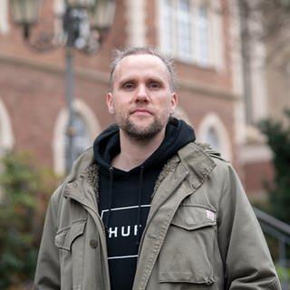 Chris Vmland, 36, aus Koblenz (Foto: SWR)