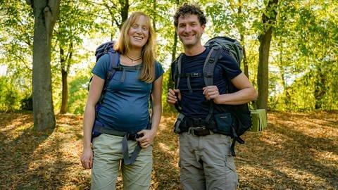 Jana und Paddy (Foto: SWR)