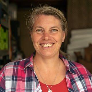 Nicole Melchior ist Schuhmacherin  (Foto: SWR)