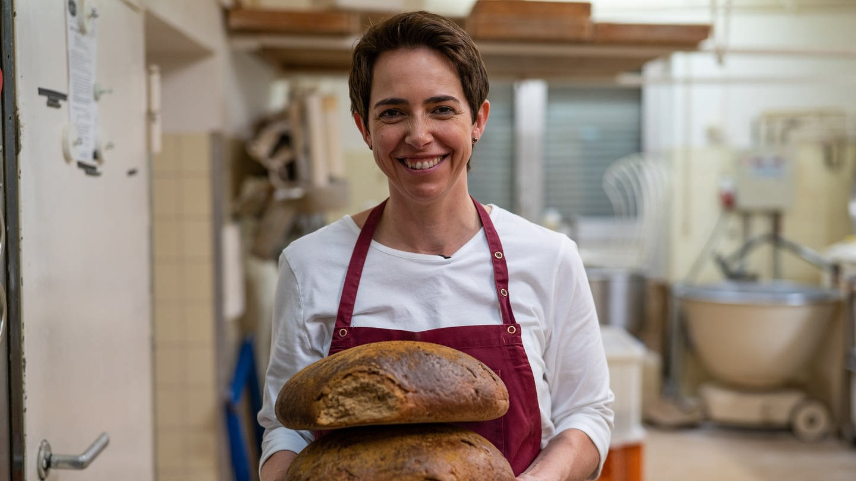 Bäckerin Petra Kunz (Foto: SWR)