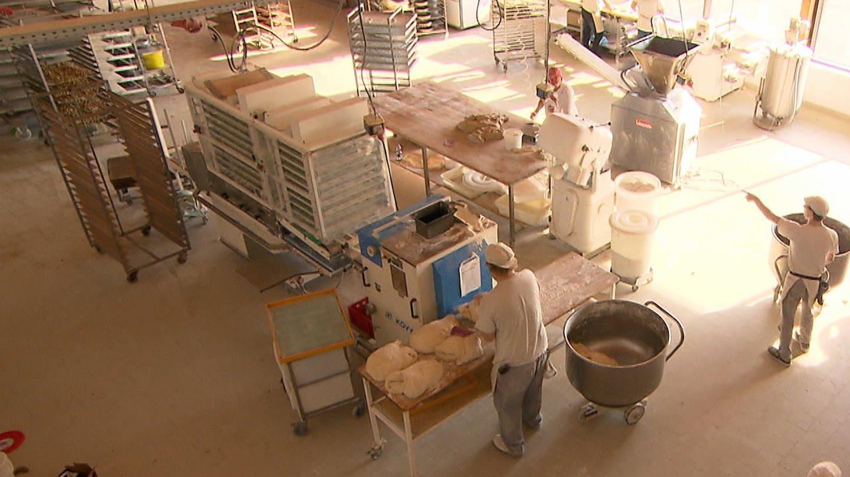 Claus ist Bäcker in Edenkoben (Foto: SWR)