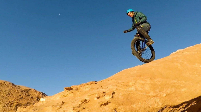 Lutz Eichholz: Abenteuer auf dem Einrad (Foto: SWR)