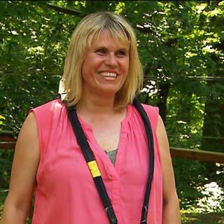 Susanne Gerdon: Glück als Schulfach (Foto: SWR)