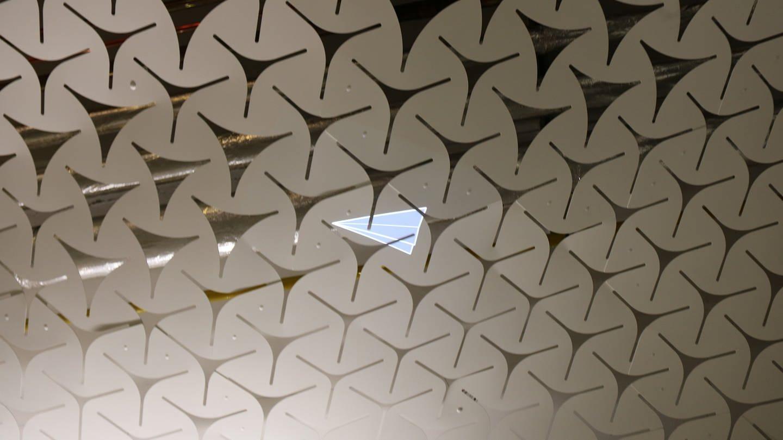 So fliegt der Tunnelflieger (Foto: SWR)