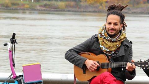 Imran Khan lebt in Mainz und macht Musik (Foto: SWR)