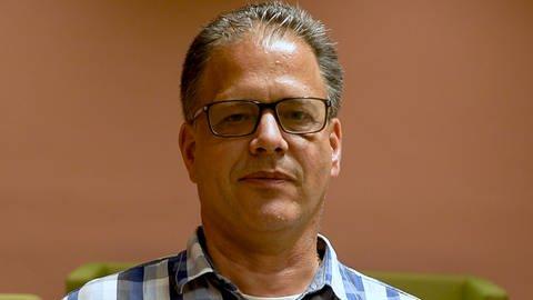 Gesicht eines mitte Fünfzig jährigen Mannes (Foto: SWR)
