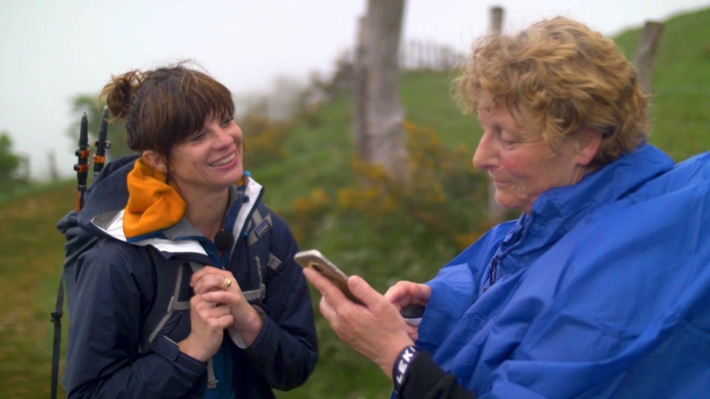 Mit einer Pilgerreise will Sara ihren Problemen auf den Grund gehen. Was sie bekommt ist Zeit zum Nachdenken und einen Mentor, der sie viele Dinge klarer sehen lässt. (Foto: SWR)