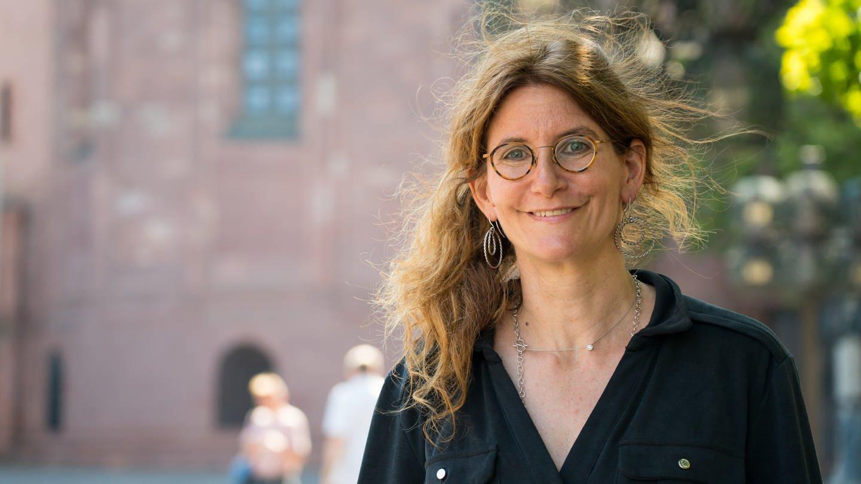 Stadtschreiberin Katharina Hahn