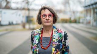 Anette Diehl vom Frauennotruf Mainz (Foto: SWR)