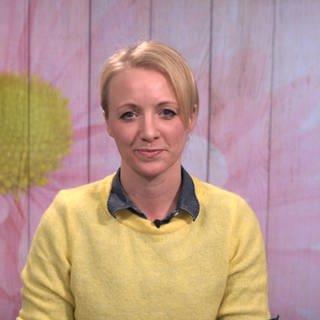 Anna Lena Dörr spricht Mundart (Foto: SWR)