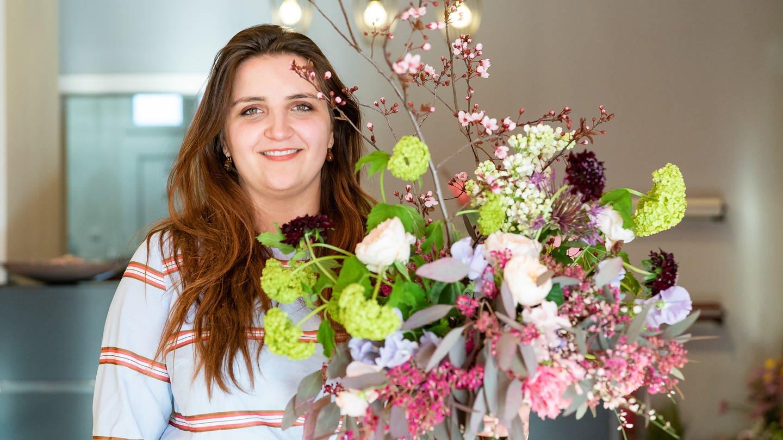 Der Traum vom eigenen Blumenladen und der Selbstständigkeit (Foto: SWR)