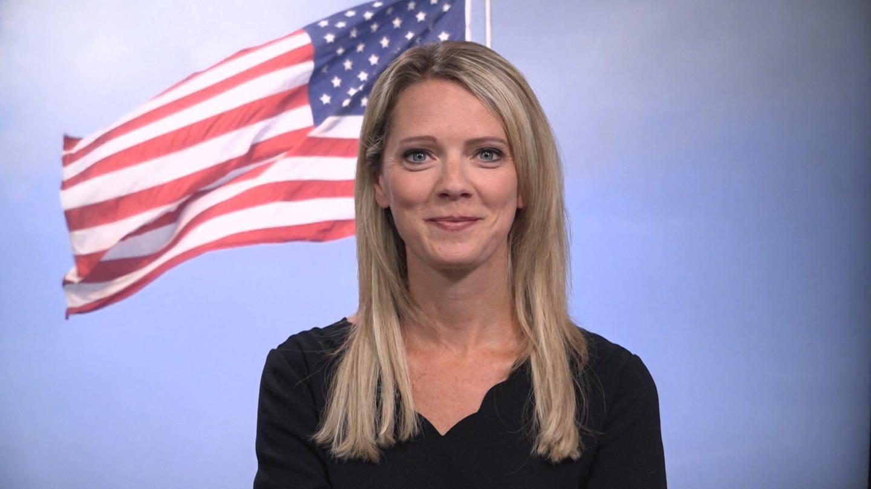 SWR Rezeptsucherin Susanne Nett in den USA (Foto: SWR)