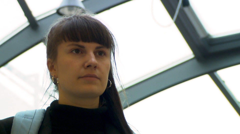 Porträt von Hanna. Sie kämpft gegen das Upskirting (Foto: SWR)