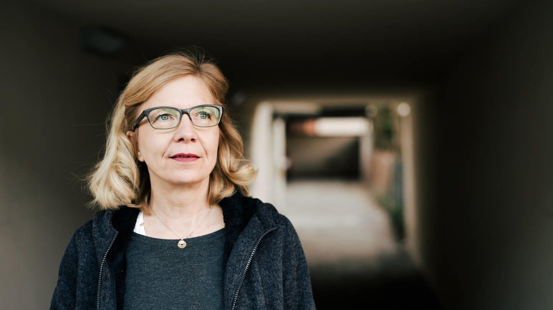Sabine arbeitet in der Prostituiertenhilfe in Stuttgart (Foto: SWR)