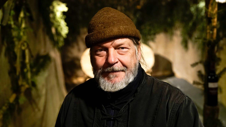 Georg kommt seit 22 Jahren auf den Esslinger Mittelalter- und Weihnachtsmarkt (Foto: SWR)