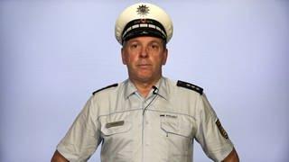 Polizist Thomas Mohr (Foto: SWR)