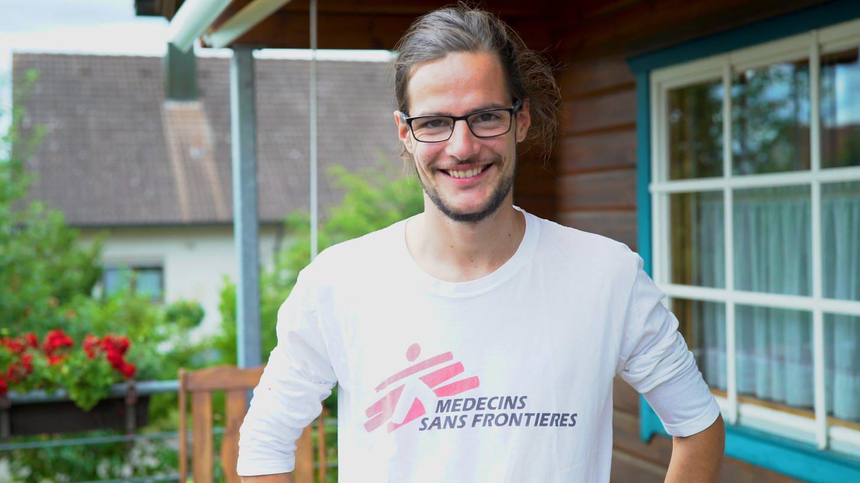 Andreas Lutz - Ärzte ohne Grenzen (Foto: SWR)