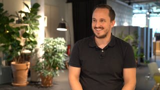 Florian aus Stuttgart ist Frugalist - das Geld soll für ihn arbeiten. (Foto: SWR)