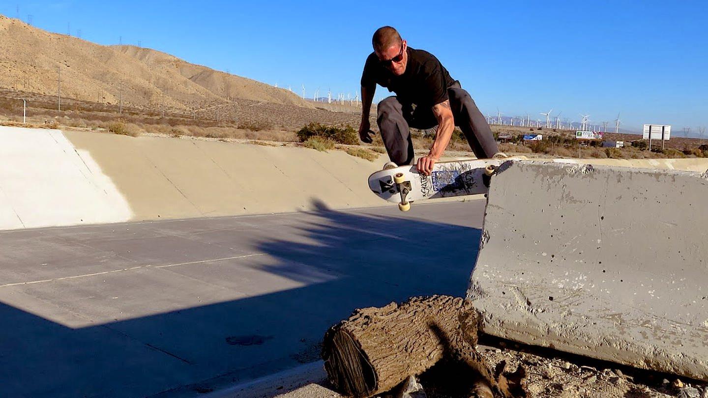 Eddy beim Skaten (Foto: SWR)