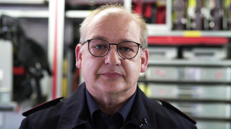 Feuerwehrmann Udo (Foto: SWR)