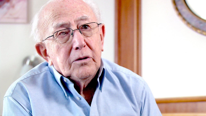 Gerhard hat Auschwitz überlebt (Foto: SWR)