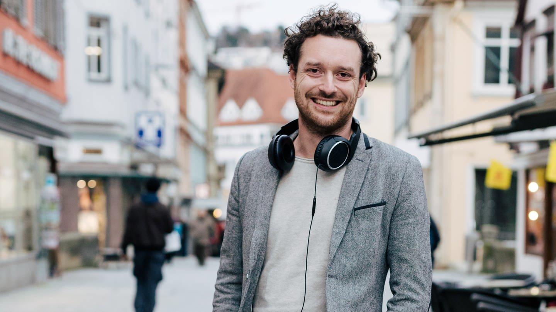 Julian aus Esslingen (Foto: SWR, Verena Ecker)