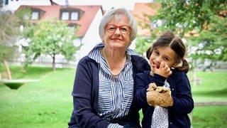 Oma, Leihoma, Esslingen, (Foto: SWR)