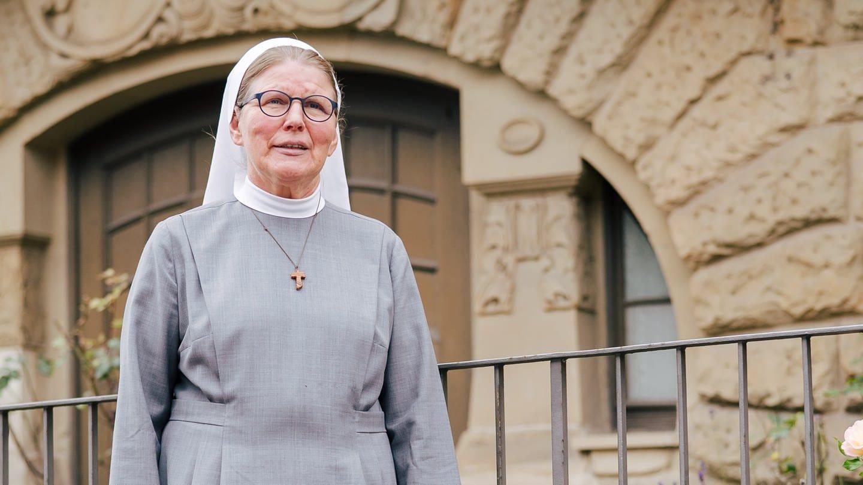 Schwester Mirjam (Foto: SWR)