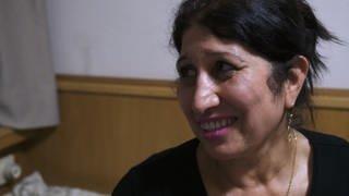 Shahla lacht (Foto: SWR)
