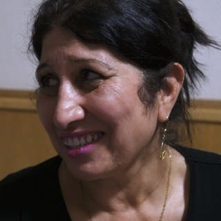 Shahla lacht (Foto: SWR)