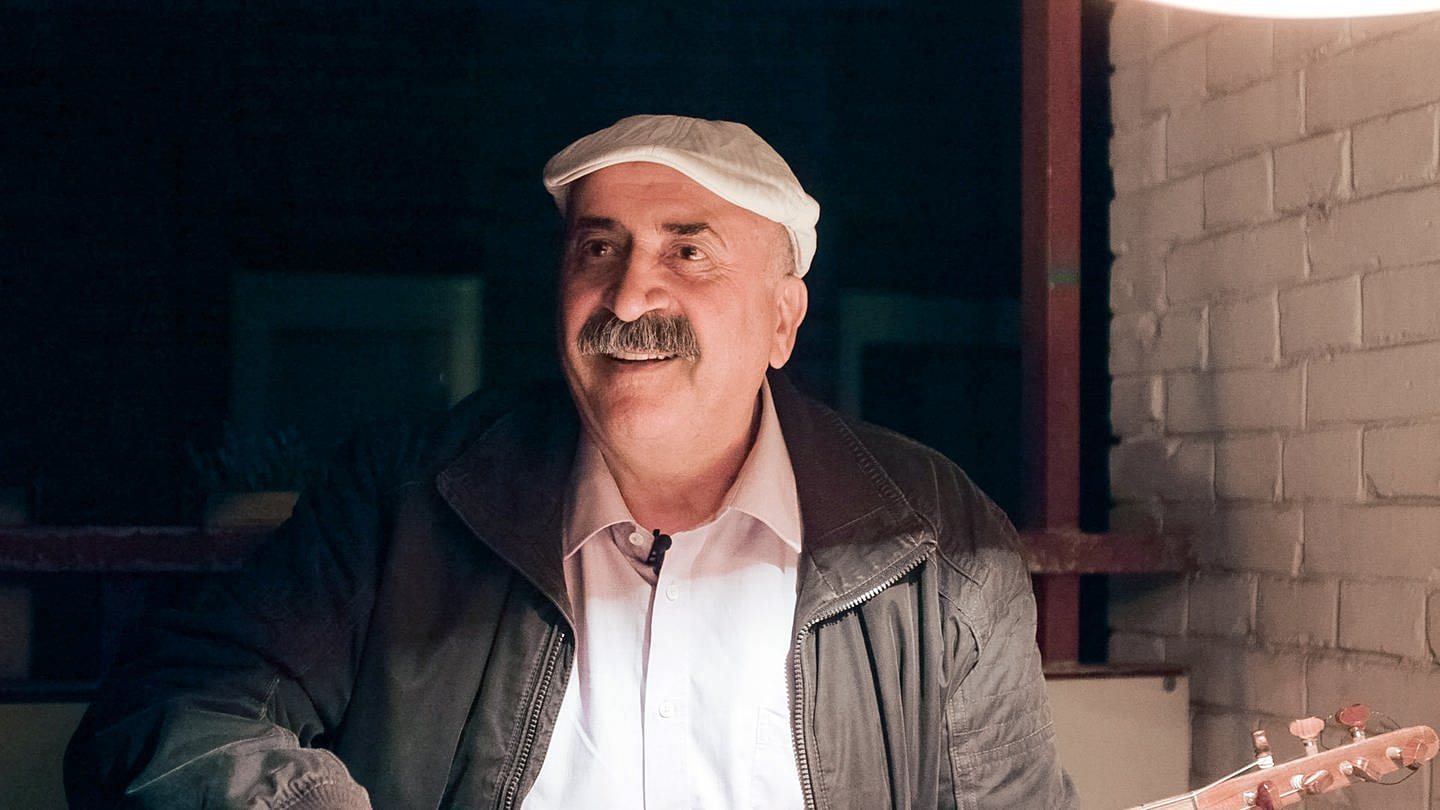 Taxifahrer Ercan (Foto: SWR)